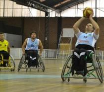 Jogos Abertos de Basquete em Cadeira de Rodas reúnem seis equipes gaúchas