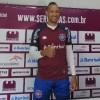 S.E.R. Caxias apresenta o zagueiro Júnior Alves