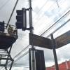 Semáforos são instalados em dois cruzamentos de Caxias do Sul