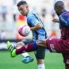 Em jogo de oito gols, S.E.R. Caxias vence Grêmio fora de casa