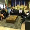 Presidência da CIC cumpre agenda de visitas oficiais ao prefeito e à Câmara de Vereadores