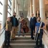 """UCS recebe Grupos de Câmara da Orquestra Sinfônica da Universidade do Norte do Iowa  na série """"Música às 12h30"""""""