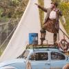 Grupo Ueba continua o Mostra Arte na Margem com ''As Aventuras do Fusca à Vela''