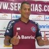 Atacante Wesley é o novo reforço da S.E.R. Caxias