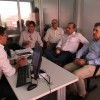 CIC faz visita ao Aeroporto Regional Hugo Cantergiani