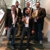 Quinteto de Metais da Orquestra Sinfônica da UCS no  próximo Concertos ao Entardecer