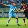 Grêmio empata sem gols com o Atlético-PR no Brasileirão