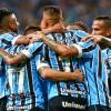 Grêmio faz cinco, goleia o Cerro Porteño e assume a liderança do Grupo 1
