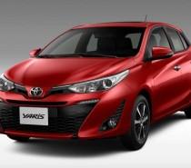 Toyota Yaris: já sabemos o preço e conteúdo das versões