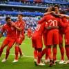Inglaterra bate a Suécia e está na semifinal da Copa