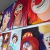 Cenas circenses inspiram exposição no Sesc Caxias do Sul