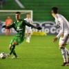 Ju faz por merecer a vitória, mas fica no 0 x 0 com o Figueirense