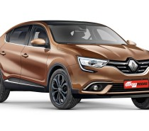 Renault Captur terá versão cupê no Brasil