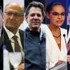 Política XP/Ipespe: 'Apoiado por Lula', Haddad se aproxima de Bolsonaro