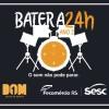 Segunda edição da maratona Batera 24h promete agitar músicos no Sesc Caxias do Sul