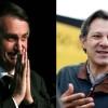 Bolsonaro tem 27% e Haddad 17%, diz XP; Ciro fica para trás com 10%