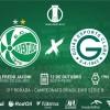 Juventude x Goiás: serviço de jogo