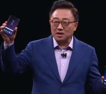 Smartphone dobrável da Samsung deve ser um tablet que cabe no bolso, diz CEO