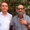 Bolsonaro divulga vídeo com apoiador gay