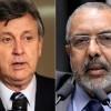 Luiz Carlos Heinze do PP e Paulo Paim do PT foram eleitos senadores pelo Rio Grande do Sul