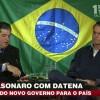 """Bolsonaro: faremos """"tudo o que for legal"""" para extradição de Battisti"""