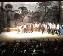 """Ópera """"Cavalleria Rusticana"""" terá nova apresentação nesta quinta-feira, dia 22 de novembro"""