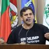 Sindilimp Caxias divulga ação pró-Codeca no plenário da Câmara