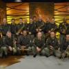 12º Batalhão de Polícia Militar é homenageado na edição de Dezembro do Terça Cult, promovido pelo Recreio da Juventude, de Caxias do Sul
