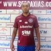 Centroavante Junior Juazeiro é o novo reforço da S.E.R. Caxias