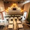 Elementos arrojados e conceituais marcam a arquitetura do restaurante La Cantinetta del Mulino, em Caxias do Sul