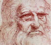 História: Pesquisadores encontram impressão digital de Leonardo da Vinci