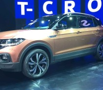 Volkswagen T-Cross terá preços entre R$ 84.990 e R$ 109.990