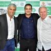Marquinhos Santos é apresentado como novo treinador do Juventude