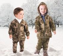 Alaska é inspiração para o Outono/Inverno da Pinoti Baby & Kids