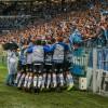 VITÓRIA NO GRE-NAL Em casa, Grêmio vence clássico Gre-Nal 418