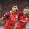 Inter bate o Palestino e garante vaga nas oitavas da Libertadores