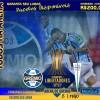Grêmio pronto para enfrentar o Universidad Católica