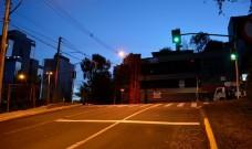 Semáforo no cruzamento da rua Pinheiro Machado com a Conselheiro Dantas entra em operação
