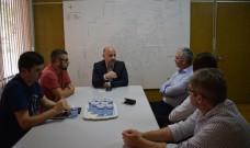 Sindilojas Caxias reúne com secretário do SMTTM