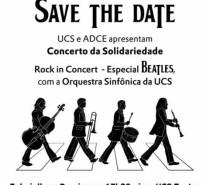 UCS e ADCE realizam a segunda edição do Concerto da Solidariedade