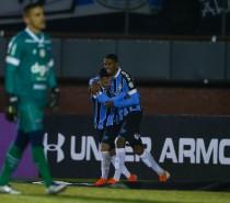 Grêmio vence o Fortaleza no Centenário Com gol de Pepê, o Tricolor superou o time adversário por 1 a 0