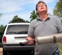 MEU AUTOMÓVEL Escapamento furado pode provocar falhas e aumento no consumo
