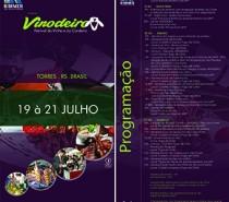 Segunda Edição do festival Vinodeiro, em Torres, tem apresentação oficial da R Dimer Incorporadora e Construtora