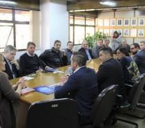 Reunião do Legislativo caxiense recebe o secretário estadual de Inovação