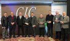 CIC entrega 12º Troféu Ítalo Victor Bersani, título de Associado Honorário e comemora 118 anos