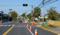 Semáforo em esquina da avenida São Leopoldo entra em operação neste sábado