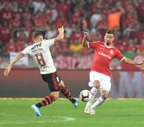 Inter empata com o Flamengo e se despede da Libertadores