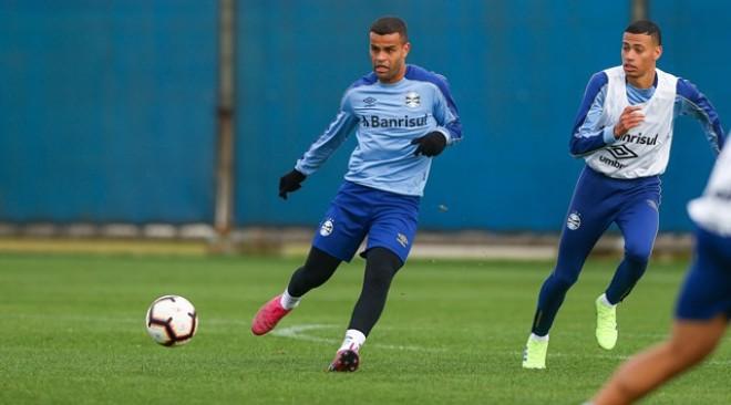 Grêmio encerra preparação para jogo decisivo