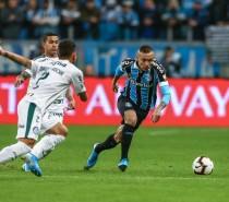 Libertadores: Grêmio acaba superado pelo Palmeiras no jogo de ida das quartas de final da Libertadores