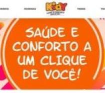 Kidy Calçados lança sua loja virtual